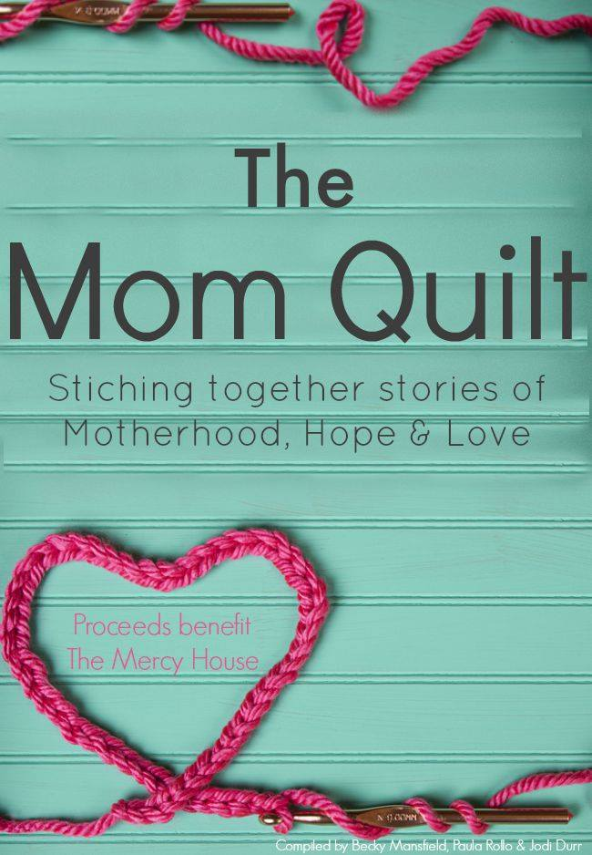 The Mom Quilt – BREAKING NEWS