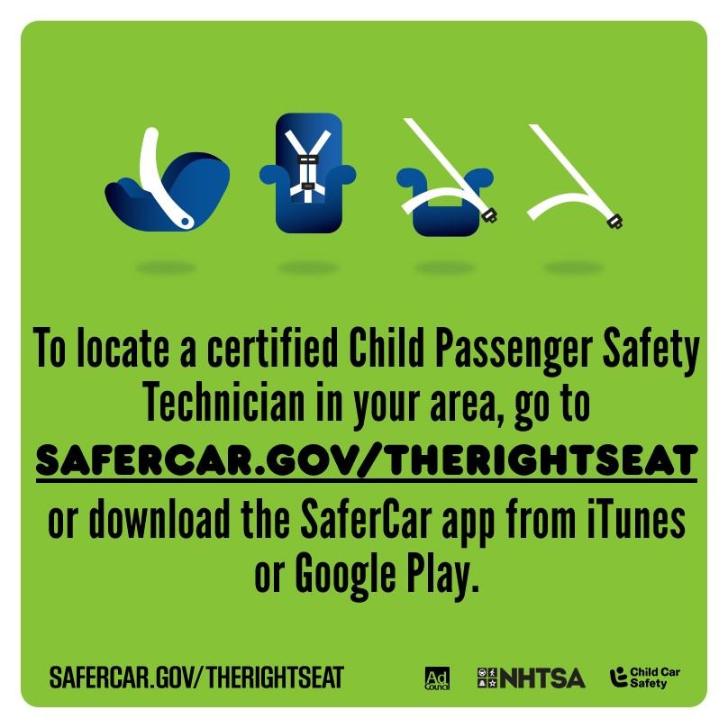 Take the time to spread the message of how important Child Passenger Safety week really is!
