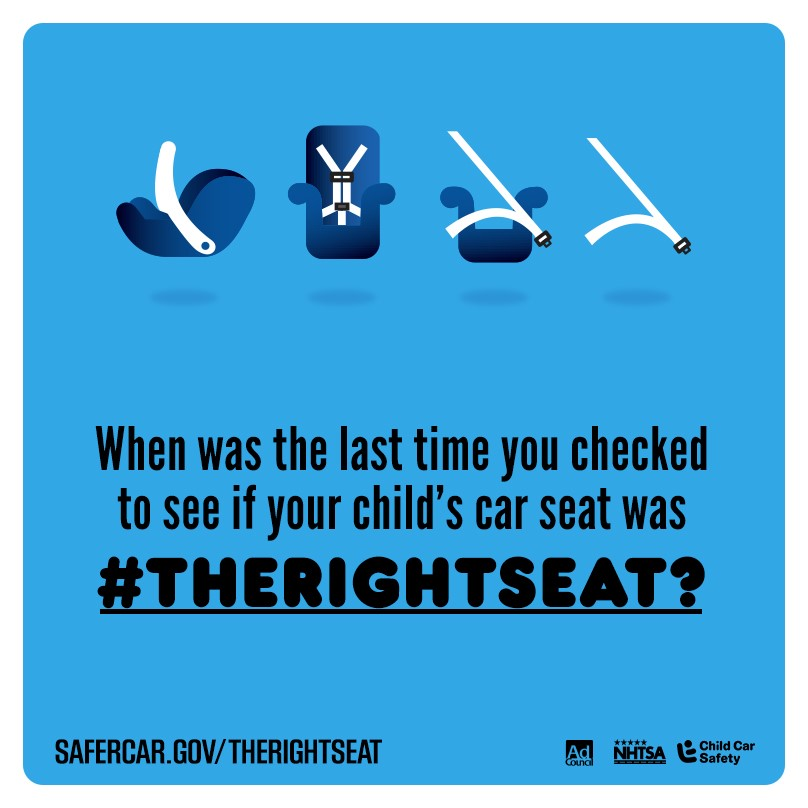 #TheRightSeat