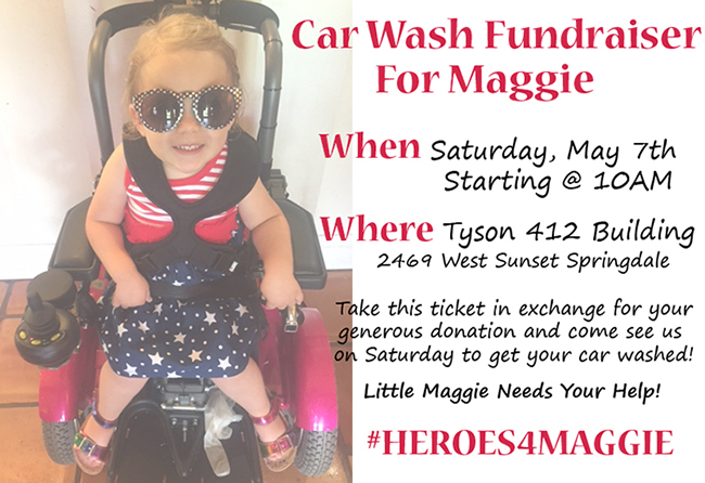 Be a Hero 4 Maggie