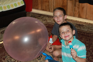 Super Wubble Bubble Ball Review & Giveaway
