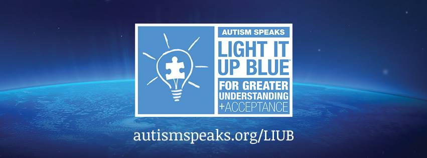 #LightItUpBlue