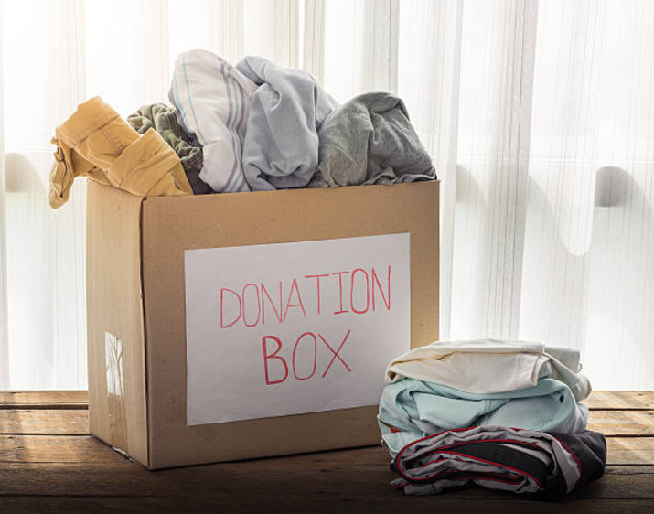 Clearing your Clutter Could Mean Jobs for Your Community #DonateStuffCreateJobs