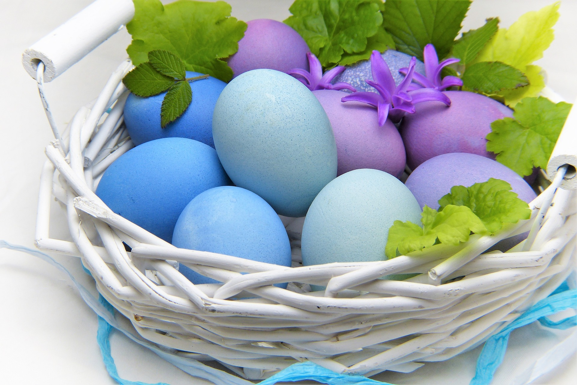 How to have an earth-friendly Easter