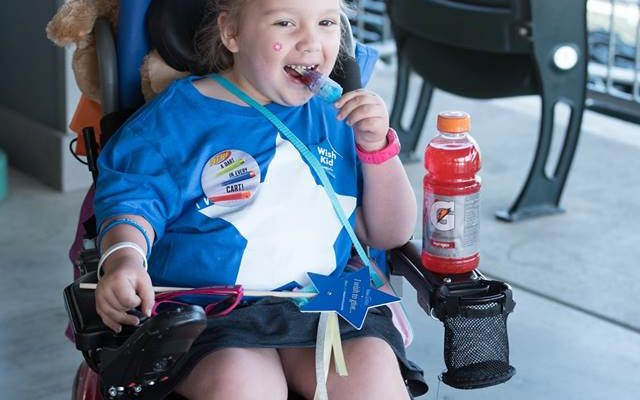Help 6 Year Old Maggie With a Wheelchair Converted Van #Heroes4Maggie