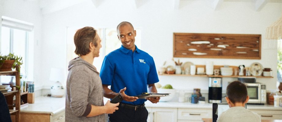 Why You Want a Best Buy In-Home Consultation!